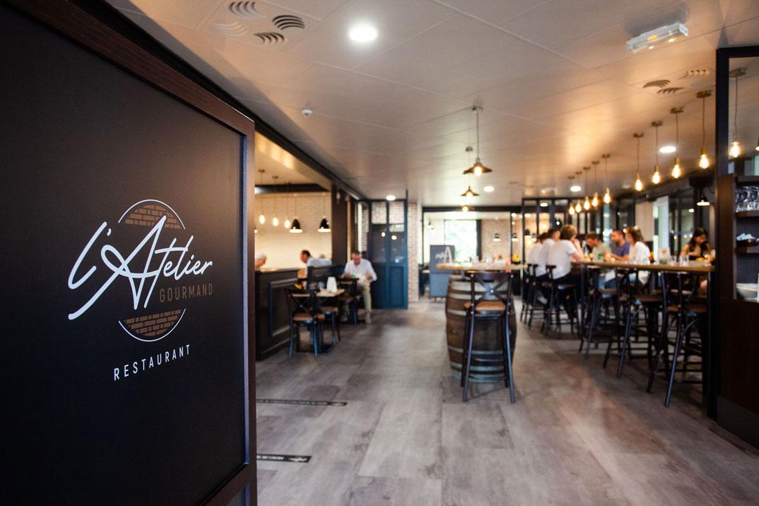 restaurant saint contest atelier gourmand proche memorial caen